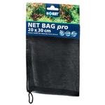 HOBBY Net Bag pro 20 x 30 cm sac à masse filtrante réutilisable pour aquarium d'eau douce, eau de mer et bassin