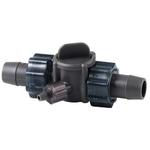 HOBBY Multiflow 1 raccord pour tuyau 12/16 avec entrée / sortie 4/6 pour la diffusion de CO2 ou produits liquides