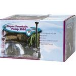 VT Super Fontain Pump 1000 pompe de bassin 1050 L/h avec jet pour fontaine