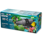 JBL ProCristal UV-C 5 W stérilisateur UV pour aquarium de 100 à 300 L