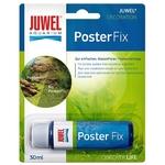 JUWEL Poster Fix pour collage simple, rapide et sans bulles de votre poster de fond