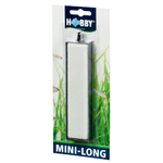 Diffuseur d'air HOBBY Mini-Long 12,5 cm pour la création d'un rideau de bulles en aquarium