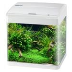 AQUAVIE NanoVie F1 47L nano-aquarium équipé 45,5 x 29,5 x ,45,5 cm avec éclairage LEDs