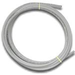 Tubing Blanc pour osmoseur longueur 5 m, taille 1/4 pouce soit un diamètre de 6,35 mm