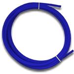 Tubing Bleu pour osmoseur longueur 5 m, taille 1/4 pouce soit un diamètre de 6,35 mm