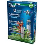 JBL ProFlora u501 kit CO2 avec bouteille jetable 500 gr. pour aquarium de 20 à 400L