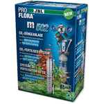 JBL ProFlora m502 kit CO2 avec bouteille rechargeable 500 gr. et électrovanne pour aquarium de 20 à 600L