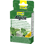 TETRA Algizit 10 comprimés détruit rapidement les algues en aquarium d'eau douce