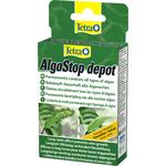 TETRA AlgoStop Depot 12 comprimés traitement de fond, en comprimés contre les algues en aquariums d'eau douce