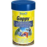 TETRA Guppy 100 ml aliment complet en flocons pour tous les guppies