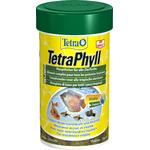 TETRA Phyll 100 ml aliment complet en flocons pour tous les poissons d'aquarium herbivores