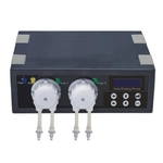 JEBAO DP-2 pompe doseuse 2 canaux pour l'automatisation des apports liquides dans les aquariums