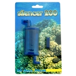 AQUA MEDIC Silencer 200 silencieux pour écumeur avec débit d'air supérieur à 200 L/h