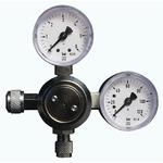 AQUA MEDIC Régular détenteur CO2 avec double manomètre pour bouteilles standards