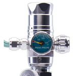 AQUA MEDIC Regular Mini détendeur CO2 pour bouteilles avec filetage W21,8 x 1/14