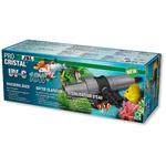 JBL ProCristal UV-C 18 W stérilisateur UV pour aquarium de 200 à 1500 L et bassin jusqu'à 18000 L