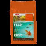 EHEIM FeedAll 4 L nourriture en granulés 6 mm pour tous poissons de bassin de moyenne et grande taille