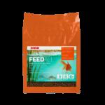 EHEIM FeedAll 1,5 L nourriture en granulés 3 mm pour tous poissons de bassin de petite et moyenne taille