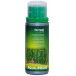 AQUA MEDIC ferreal + spureal 100 ml engrais liquide à base de fer et oligo-éléments pour aquariums d'eau douce