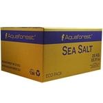 AQUAFOREST Sea Salt Box 25 Kg sel synthétique pour aquarium marin avec coraux peu exigeants