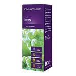 AQUAFOREST Iron 50 ml concentré de Fer indispensable pour les processus de photosynthèse chez les coraux et anémones