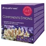 AQUAFOREST Components Strong 4 x 50 ml est un concentré d'oligo-éléments pour aquarium récifal