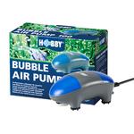 HOBBY Bubble Air Pump 100 pompe à air 100 L/h silencieuse équipée d'un boitier insonorisant