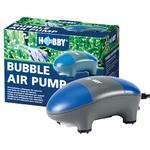 HOBBY Bubble Air Pump 400 pompe à air 400 L/h double sortie silencieuse équipée d'un boitier insonorisant