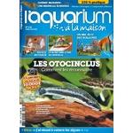 L'Aquarium à la maison N°116 - Magazine sur l'aquariophilie Juillet - Aout 2016
