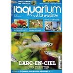 L'Aquarium à la maison N°117 - Magazine sur l'aquariophilie Septembre - Octobre 2016