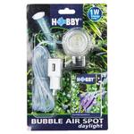 HOBBY Bubble Air Spot Daylight spot LED lumière du jour submersible avec diffuseur d'air pour aquarium