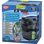 TETRA EX 400 Plus filtre externe 400 L/h performant et prêt à l'emploi pour aquarium de 10 à 80 L