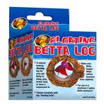 ZOOMED Floating Betta Log cachette flottante sous forme de tube pour Betta