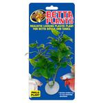 ZOOMED Betta Plant Philo 12 cm plante artificielle pour bocal à Betta et aquarium