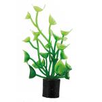 HOBBY Cardamine mini 5 cm lot de 5 plantes artificielles idéales pour l'aquascaping
