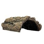 Grotte artificelle en écorce HOBBY Bark Cave M 25,5 x 16 x 8,5 cm pour aquarium et terrarium