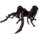 HOBBY Scaper Wood 1 Dark racine artificielle pour aquarium et terrarium. Dimensions 24 x 21 x 17 cm