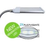 AQUAVIE Lumivie RAN03 G2 Freshwater lampe 3W à LEDs Blanches 10000°k pour l'éclairage de nano-aquarium d'eau douce