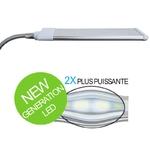 AQUAVIE Lumivie RAN06 G2 Freshwater lampe 6W à LEDs Blanches 10000°k pour l'éclairage de nano-aquarium d'eau douce