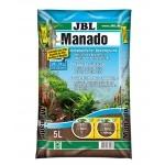 JBL Manado 1,5L substrat de sol naturel pour aquarium de 10L maxi
