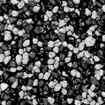 SCALARE DecoGravel Bergamo 4 kg gravier duo gris et noir granulométrie 2 à 3 mm pour aquarium