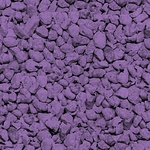 SCALARE DecoGravel Messina 1 kg gravier lavande pailleté granulométrie 6 à 9 mm pour aquarium