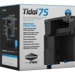 SEACHEM Tidal 75 filtre suspendu 1500 L/h pour aquarium jusqu'à 300 L