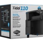 SEACHEM Tidal 110 filtre suspendu 2000 L/h pour aquarium jusqu'à 400 L