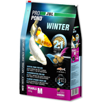 JBL ProPond Winter M 3,6 Kg nourriture granulés d'hiver pour Koïs de 35 à 55 cm