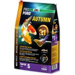 JBL ProPond Autumn S 3 Kg nourriture granulés d'automne pour Koïs de 15 à 35 cm
