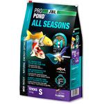JBL ProPond All Seasons S 0,18 Kg nourriture bâtonnets toutes saisons pour Koïs et autres poissons de bassin de 15 à 35 cm