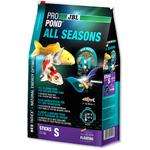 JBL ProPond All Seasons S 2,2 Kg nourriture bâtonnets toutes saisons pour Koïs et autres poissons de bassin de 15 à 35 cm