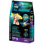 JBL ProPond All Seasons S 4,3 Kg nourriture bâtonnets toutes saisons pour Koïs et autres poissons de bassin de 15 à 35 cm