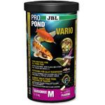 JBL ProPond Vario M 0,13 Kg nourriture avec flocons et bâtonnets pour tous poissons de bassin de 10 à 35 cm